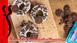 COOKIE CHIP DONUTS & Gewinnspiel - leckere Cake Donuts mit Double Choc Cookie Chips