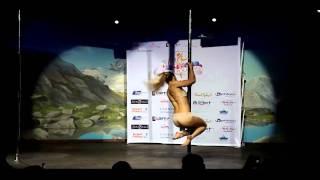 Pole Dance World Championships 2010 - Oona Kivelä
