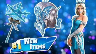 NEW Glimmer Skin & Items! FORTNITE Live Stream!
