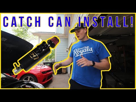 Damond Motorsports Focus ST Stage 1 Catch Can Install Guide!