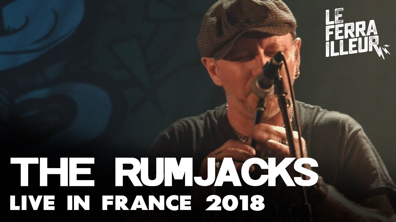 The Rumjacks – Kirkintilloch - Live at Le Ferrailleur (Nantes, France)