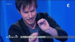 Le phénomène Luc Langevin bluffe Mathieu Madénian et Thomas VDB #AcTualiTy