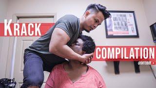 Gambar cover SENSATIONAL CRACKS 🤩 // Loud Chiropractic Adjustments & Neck Crack Compilation // Dr Alex Tubio