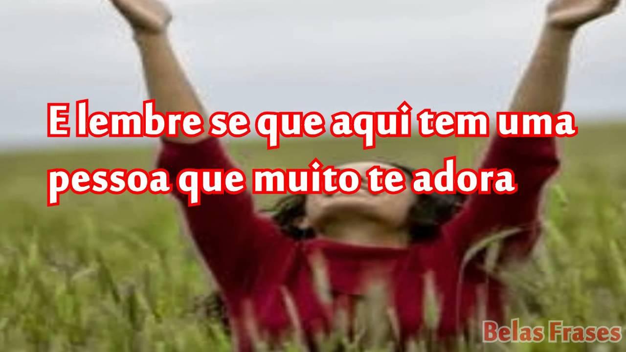 Por Miltinho De Carvalho Uma Mensagem: OBRIGADO POR VOCÊ EXISTIR