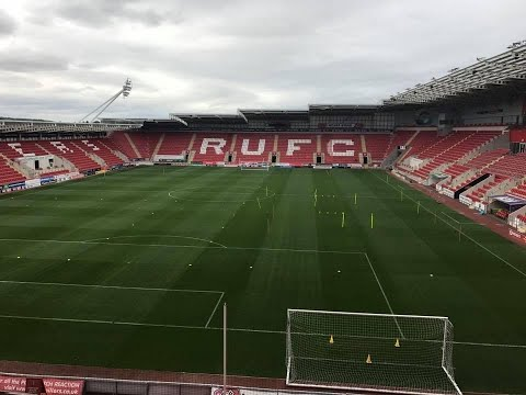 Rotherham United Open Day 2017