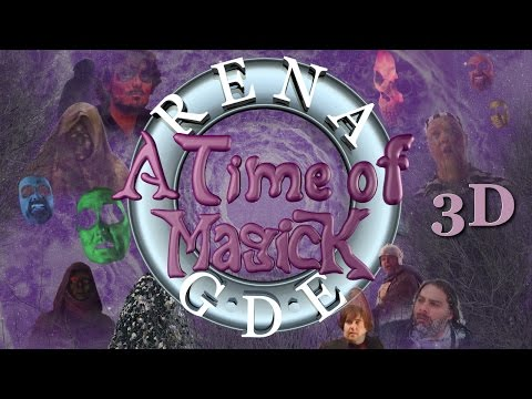 Rena G.D.E. - A Time Of Magick (3D Cardboard VR / YouTube format)
