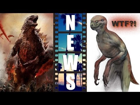 Godzilla 2 and 2014 Box Office Battle! Jurassic World Dinosaurs - WTF?! : Beyond The Trailer