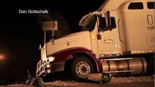 Deadly Accident Snowmobile vs Semi