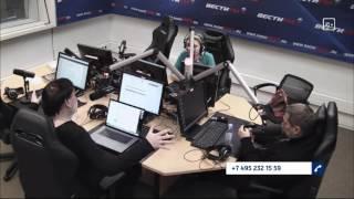 Вести ФМ онлайн: Полный контакт с Владимиром Соловьевым (полная версия) 08.12.2016