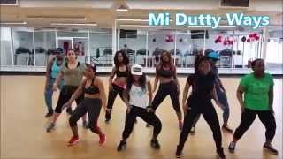 JNT Fitness & Dance- No Apology By Kerwin Du Bois