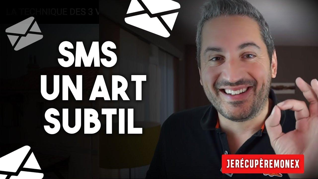 SMS : UN ART SUBTIL POUR RÉCUPÉRER SON EX !
