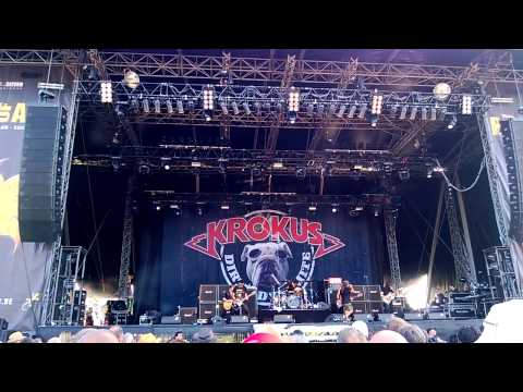Rock Of Ages 2013 - Seebronn - Krokus - Cover Medley