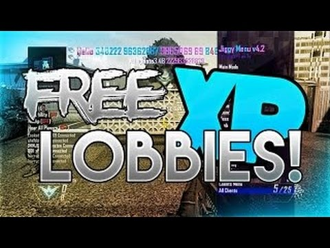 COD BLACK OPS 2 XP & CAMO LOBBY FOR SUBSCRIBERS!! Xbox one/Xbox 360)