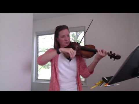 La Cinquantaine by Gabriel-Marie (Practice Video with Metronome at 110)