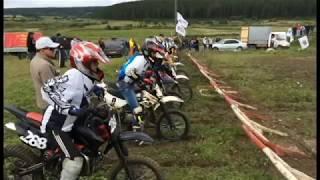 5 этап кубка Урала по мини-мотокроссу в городе Реж. 22 августа 2015 года