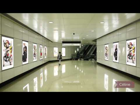 Pacific Place Passages Advertising - Showcase Video