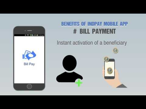 Indian Bank - Go Mobile; Use IndPay Mobile App