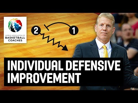 Individual Defensive Improvement - John Patrick MHP Riesen Ludwigsburg - Basketball Fundamentals