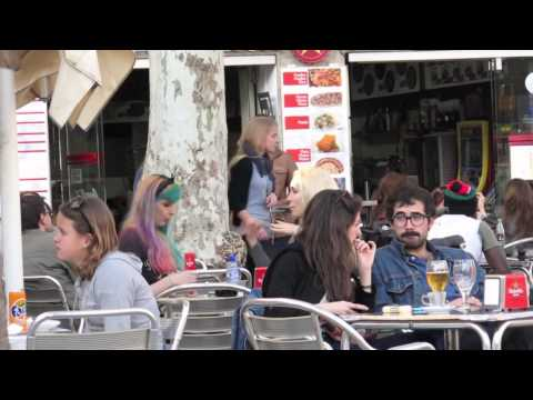 Barcelona: a day in the life