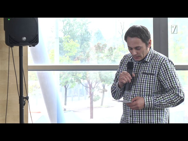 Konferencja 40 lecie KPN - Lech Osikowicz