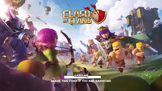 Clash of Clans Movie Animation MY LOADING STORY A New funny COC Trailer by LuoKho2