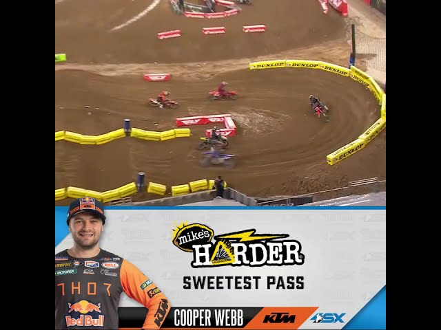 Supercross Round 2 Mike's Harder Sweetest Pass