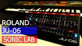 Roland Boutique JU-06 Sonic LAB Review