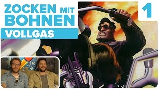 [1] Vollgas mit Simon und Nils | Zocken mit Bohnen | 28.08.2015