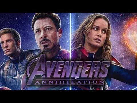 Avengers 4 Trailer Release Update By MARVEL & Russo Bros Q&A