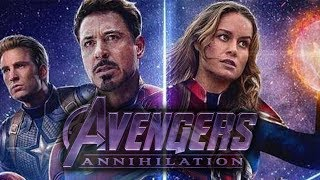Avengers 4 Trailer Release Update By MARVEL & Russo Bro's Q&A