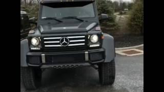 MercedesBenz #GClass