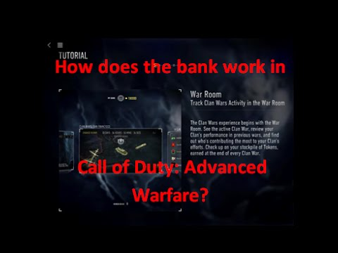 how does matchmaking work in advanced warfare Call of duty: advanced warfare works hard to strap a ton of new gadgets and gameplay features to the existing mold in order to shake things up a bit, but curiously it's not the core campaign or .