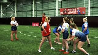England Rugby Game Changers - Lineout Touch