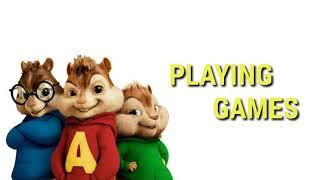 Summer walker ft. Bryson tiller playing games   Chipmunks Version