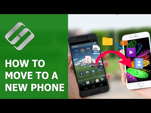 How To Move 📲 From One Android 🤖 Phone To Another And Transfer All The Data