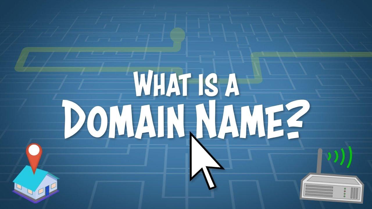 & in domain name