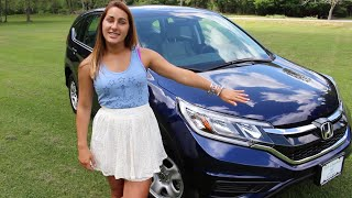 2015 Honda CR-V LX Review and Test Drive -Base Model | Herb Chambers Honda