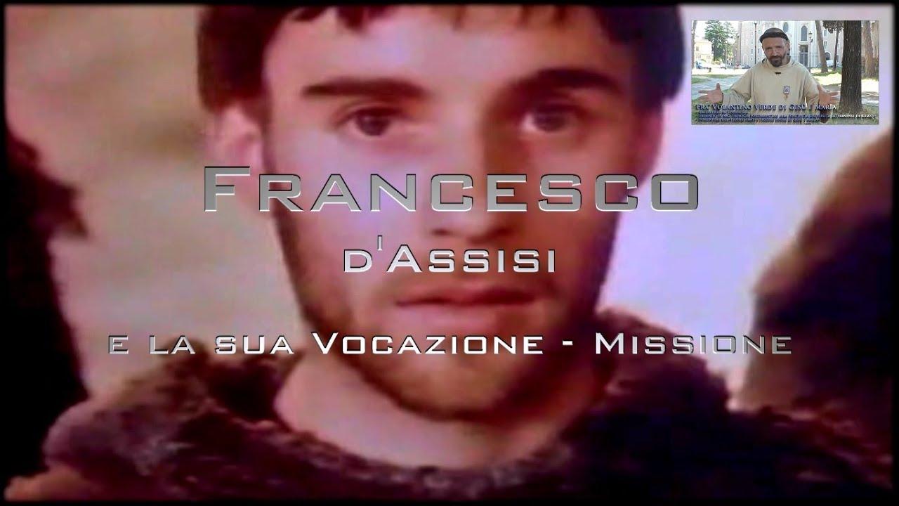 Come Dio parlò a San Francesco d'Assisi