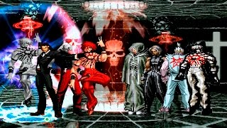 Kof Mugen ¡Súper Bosses Battle!