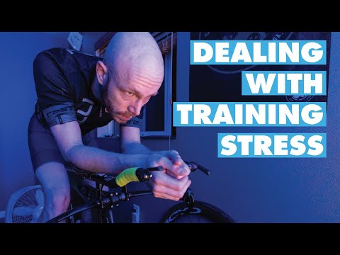 Dealing with some training stress... | Ironman Triathlon Training Vlog