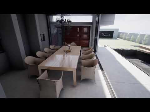 Loft with Pool Architectural Visualization Walkthrough UE4