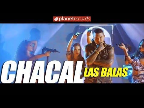 CHACAL - Las Balas (Video Oficial by FREDDY LOONS) Reggaeton Cubano Cubaton 2018