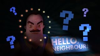 SECRET GLOWING ORBS?! EXPLORING UNDERGROUND! (Hello Neighbor / Hello Neighbour)