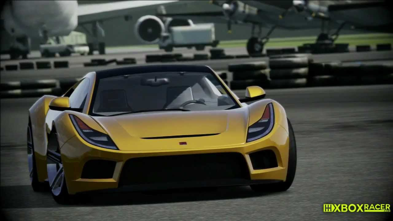 Top Gear Power Lap - Saleen S5S Raptor - YouTube