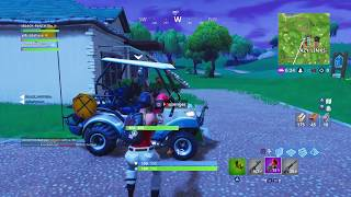 Fortnite Battle Royale - Motmus with the carry to Victory Royale! lel