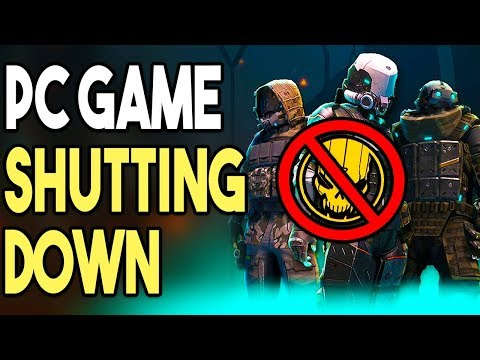 PC Game is SHUTTING DOWN and INSANE Week of NEW GAMES!
