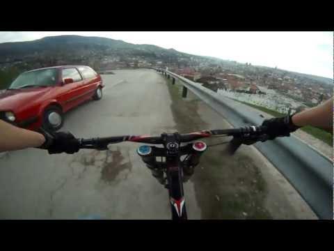 GoPro - Downtown Sarajevo (Old footage)