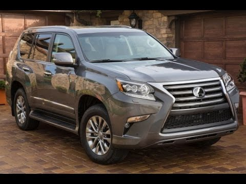 New 2014 Lexus GX 460 SUV Interior And Exterior Review