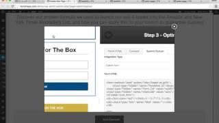 ランディングページ おすすめの制作ツール OptimizePress