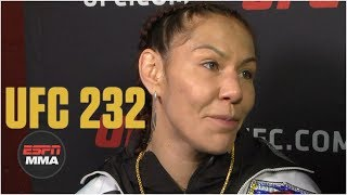 Cris Cyborg: 'My heart broke a little' after loss to Amanda Nunes | UFC 232 | ESPN MMA